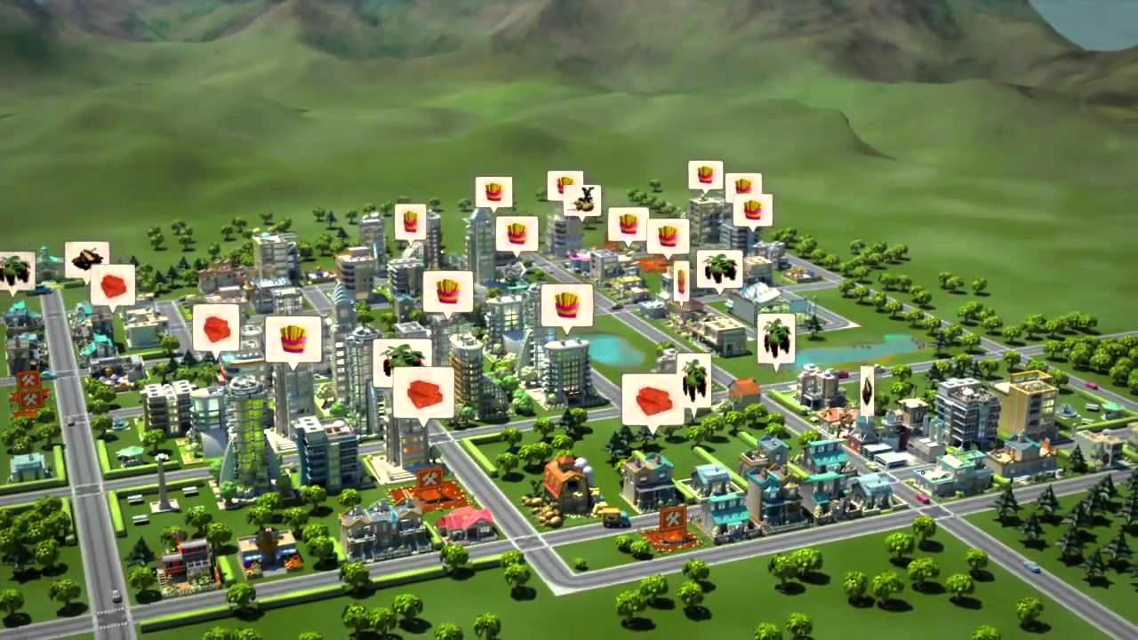 Играть в градостроительный симулятор - Rising Cities