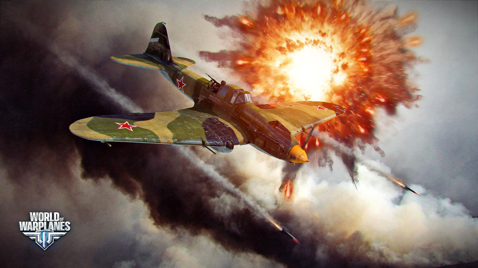 Играть бесплатно в World of Warplanes