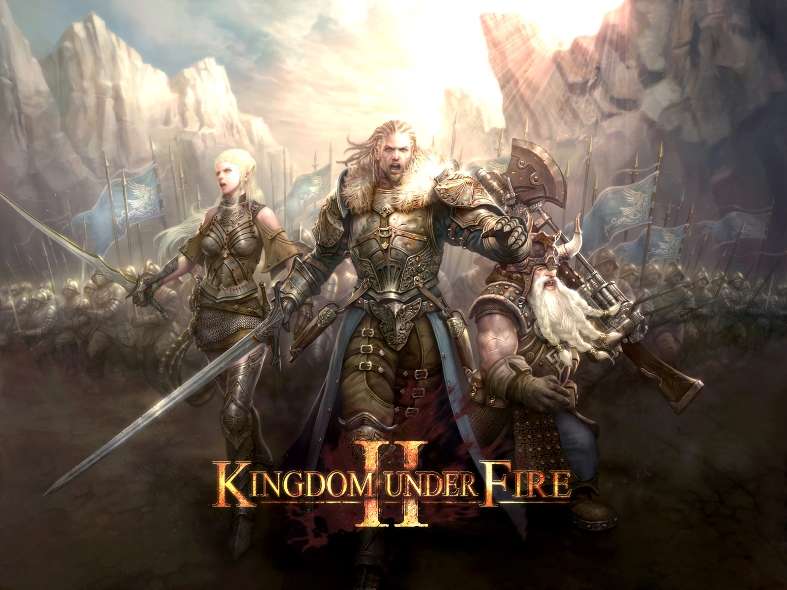 worldfungames.ru - Kingdom Under Fire 2