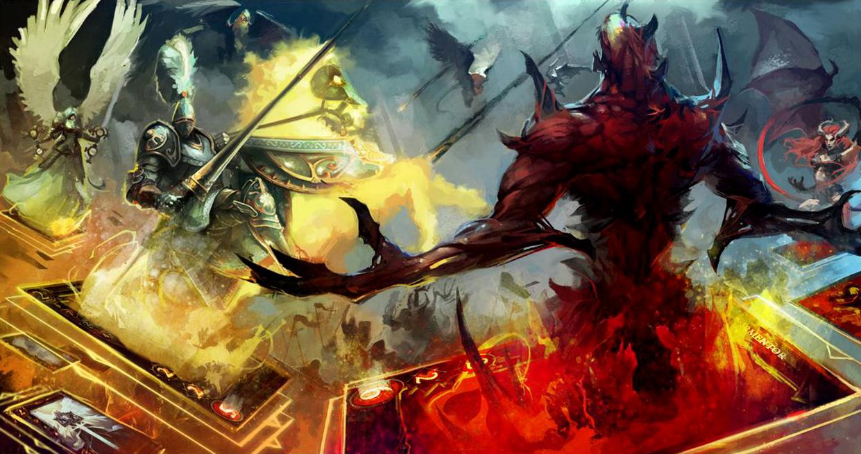 Обновление бесплатной карточной стратегии Might & Magic: Duel of Champions