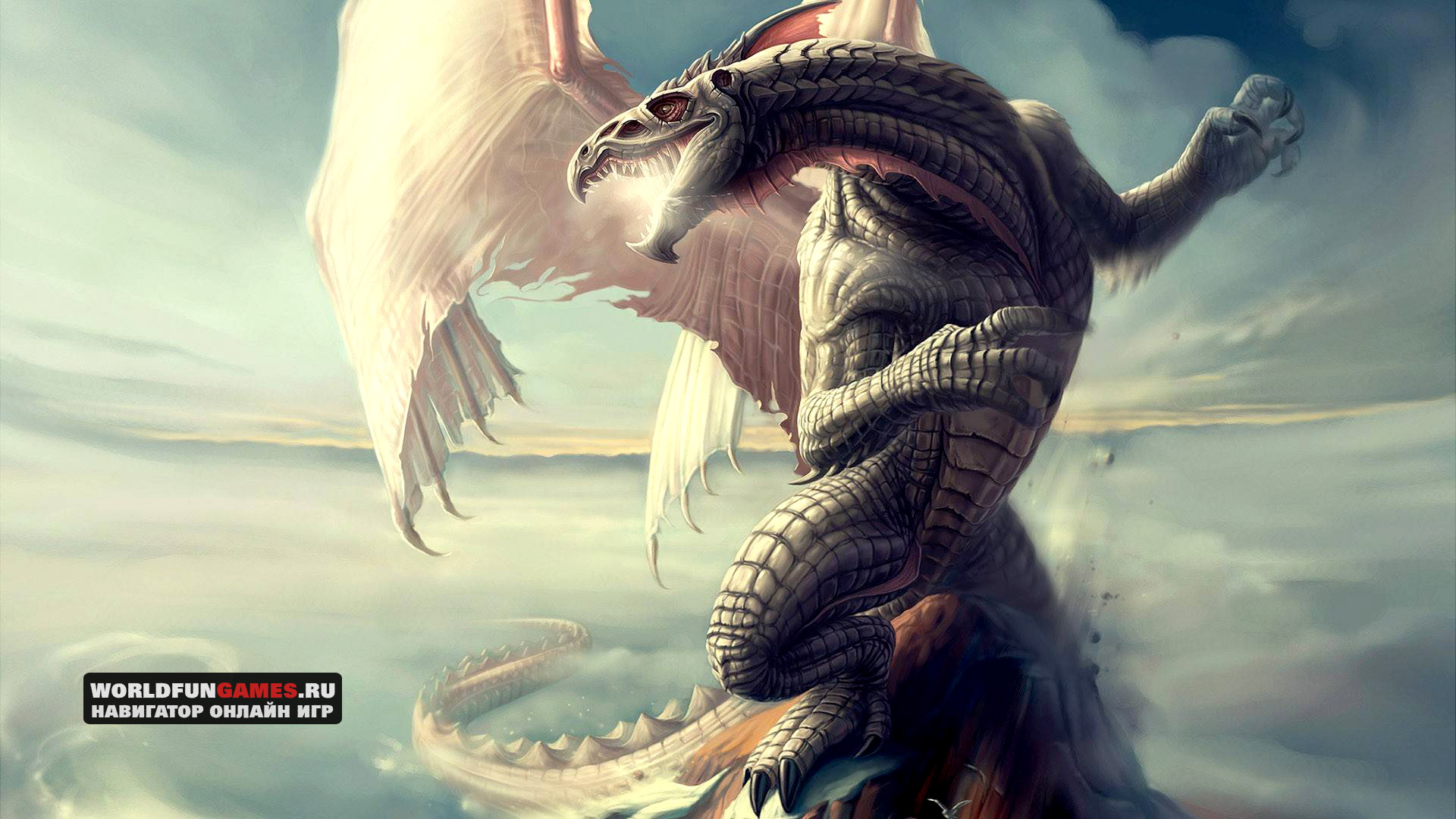 Обзор онлайн игры Neverwinter